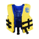 RhinoMaster RL4001-YL Child Life Vest for Watersports (Yellow) - USCG Approved Type III