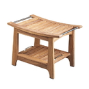 Radiant Saunas SA5046 Teak Shower & Sauna Bench with Storage