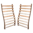 Radiant Saunas SA5059 Universal Sauna Backrest - Set of 2