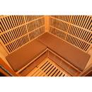 Radiant Saunas SA7002 Seat Cushions for 3-Person Sauna - Brown