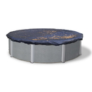 Arctic Armor WC514 33-ft Round Leaf Net Above Ground Pool Cover