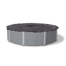 Arctic Armor WC600 12-ft Round Rugged Mesh Above Ground Pool Winter Cover