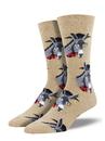 Socksmith Men's Smart Ass Socks