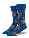 Socksmith Men's Monkey Biz Socks