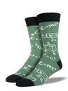 Socksmith Men's Math Socks