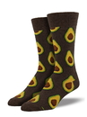 Socksmith Men's Avocado Socks