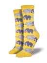Socksmith Elephant Love Socks