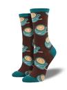 Socksmith Well Latte Da Socks