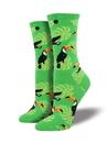 Socksmith Toucan Play At This Socks, Green