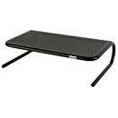 Allsop 30336 Metal Art Monitor Stand Black