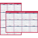 At-A-Glance Jumbo Erasable/Reversible Yearly Wall Planner, AAGPM326-28