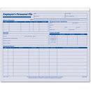 Adams Employee Personnel File Folder