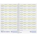 Adams Vehicle Mileage/Expense Journal Pocket, 64 Sheet(s) - 8.50