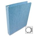 Acco Presstex Coated Round Ring Binder, 1
