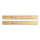 Westcott Double Metal Edge Ruler, 18
