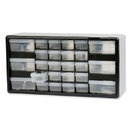 Akro-Mils 26 Drawer Stackable Cabinet, 10.3
