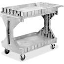 Akro-Mils ProCart Utility Cart, 400 lb CapacityPlastic - 45