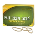 Pale Crepe Gold Rubber Band, Size: #32 - 3