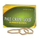 Pale Crepe Gold Rubber Band, Size: #64 - 3.50
