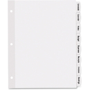 Avery Big Tab White Label Tab Dividers, AVE14435