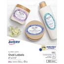 Avery Easy Peel Oval Label