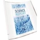 Avery Non-Slip Sliding Bar Report Cover, 0.13
