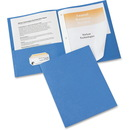 Avery Two Pocket Folder with Fastener