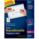 Avery Repositionable Mailing Label