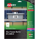 Avery Surface Safe ID Labels, AVE61503