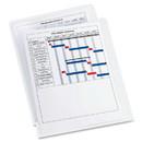Avery Plastic Sleeve, Letter - 8.50