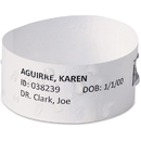 Avery EasyBand Medical Wristbands with Chart Labels, AVE74436