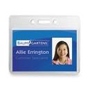 Baumgartens ID Badge Holder, 3.4