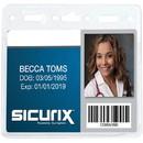 Baumgartens ID Badge Holder, 4