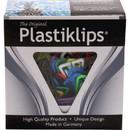 Baumgartens Plastiklips Paper Clip, Large - 200 / Box - Assorted