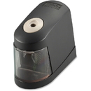 Stanley-Bostitch Quick Action Battery-Operated Pencil Sharpener, Desktop - 1 Hole(s) - 2.3