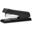 Stanley-Bostitch AntiJam Half-Strip Desktop Stapler, 105 Staples Capacity - Black
