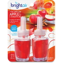 Bright Air Scented Oil Warmer Air Freshener Refill, BRI900255