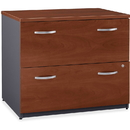 bbf Series C Two Drawer Lateral File, 35.6
