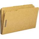 Business Source 2-Ply Tab Kraft Fastener Folders, BSN17232