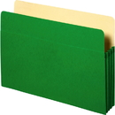 Business Source Coloured Expanding File Pockets, BSN26551