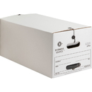 Business Source Medium Duty Letter Size Storage Box, BSN26746