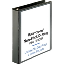 Business Source Locking D-Ring View Binder, BSN26958