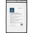 Business Source Clear Heavyweight Shop Ticket Holder, BSN98125