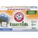 Arm & Hammer Essentials Fabric Softener Sheets, CDC3320000102
