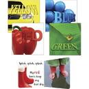 Rourke Educational Colors Board Book Set Education Printed Book, CDP367972