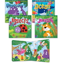 Rourke Educational Number Find Board Book Set Education Printed Book, CDP418778