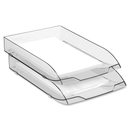 CEP Ice Black 147/2i Desk Tray, 10.6