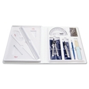 Chartpak Architectural Student Drafting Kit, Clear