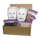 ChenilleKraft Plastic Masks Activities Kit, ChenilleKraft Plastic Masks Activities Kit