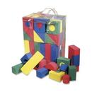 ChenilleKraft Wonderfoam Blocks, 68 Shape - Foam - Multicolor